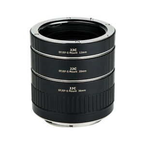Tube-D-039-Extension-Automatique-Pour-Monture-Appareil-Photo-Canon-Ef-Ef-S