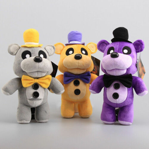 Golden Freddy Plush Five Nights at Freddy/'s FNAF Toy Doll Gifts 30CM NEW