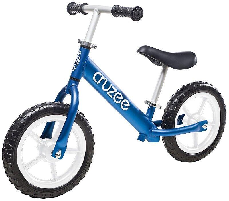 Bicicleta sin Pedales Cruzee Aluminio Solo 2kg 12  Marco Azul 859363
