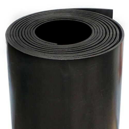 Rubber Sheet 500 x 500 mm Rubber Mat Seal Pad Gasket 1//2//3//4//5//6 mm Thick Black