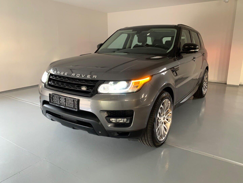 Land Rover Range Rover Sport 3,0 SDV6 HSE Dynamic aut. 5d - 2.998 kr.