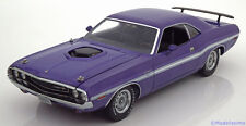 1:18 Greenlight Dodge Challenger R/T 1970 Purple-metallic