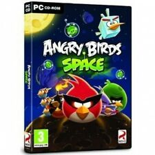 Angry Birds SPACE (PC CD) NEW SEALED