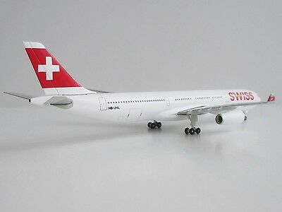 SWISS Air Lines Airbus A330-300 1/500 Herpa A330 A 330 SWISSAIR Airlines 523134