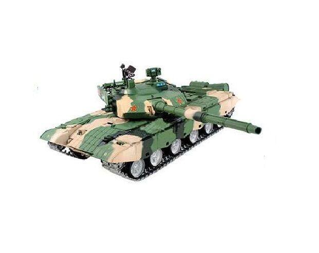 RC tanques tipo 99 (ztz-99) de humo Sound y y y función de bala m 1 16 23031