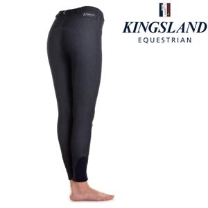 Kingsland Karen Ladies Denim Breeches KL-BC-122 SALE FREE UK Shipping
