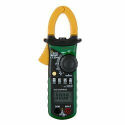 Mastech MS2108A Digital Clamp Multimeter Frequency Max.//Min.Value Measurement