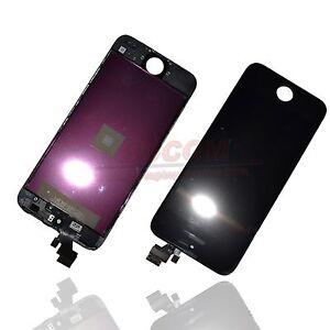 Pantalla-fur-Apple-iPhone-5-Digitalizador-touchsreen-Con-Marco-FRENTE-CRISTAL