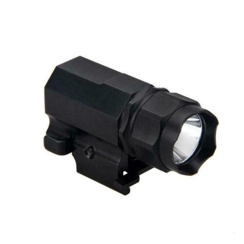 5000lm r5 taktische led pistole gewehr taschenlampe licht v schienenmontage J4M2