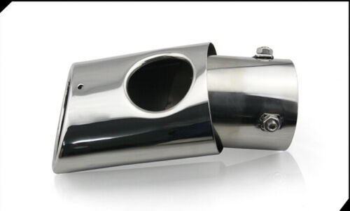 Stainless Rear Exhaust Muffler Tip End Pipe For Toyota C-HR CHR 2016 2017 2018