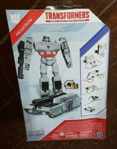 "Megatron 10.5/"" Action Figure New in package Transformers Titan changeurs 2018, Hasbro"