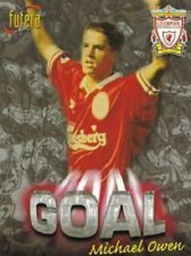 Futera Liverpool Fútbol 1998 99 Base//tarjeta básico establecido por Futera
