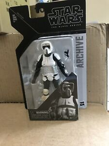 SHIPS LOOSE! In Stock Star Wars Black Series 6 Inch Wave 2 Archive Yoda