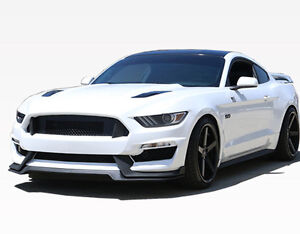 2015 2017 Ford Mustang Gt 350 Style Polypropylene Front Bumper