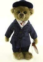 Modern 20th Century Brass Button Bear 1900's Baxter Hand Crafted Fully Jointed