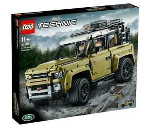 42110-LEGO-TECHNIC-Land-Rover-Defender-NEW-Authorised-Retailer
