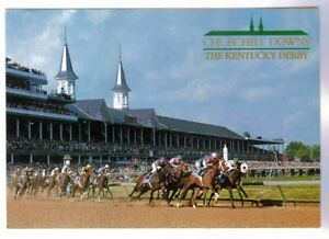 The fastest two minutes in sports: Kentucky Derby — AP