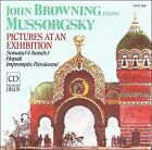 Mussorgsky: Pictures at an Exhibition (CD, Dec-1992, Delos)