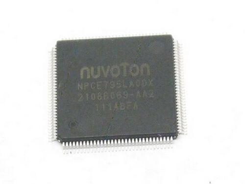 Ship From USA 1x NEW NUVOTON NPCE795LAODX NPCE795LA0DX TQFP IC Chip