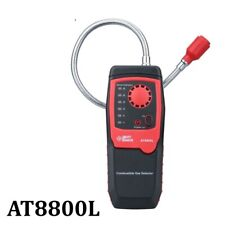 Gas Detector Sound Light Alarm Tester Flammable Natural High Sensitivity Leaking