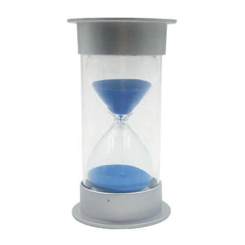 Hourglass Sand Timer Clock Toothbrush Timer for Kids 10Sec.//4 Mins Games