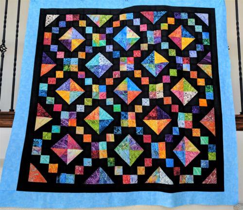 Island Sun Quilt Kit BEAUTIFUL Jeweled Moda Fabric