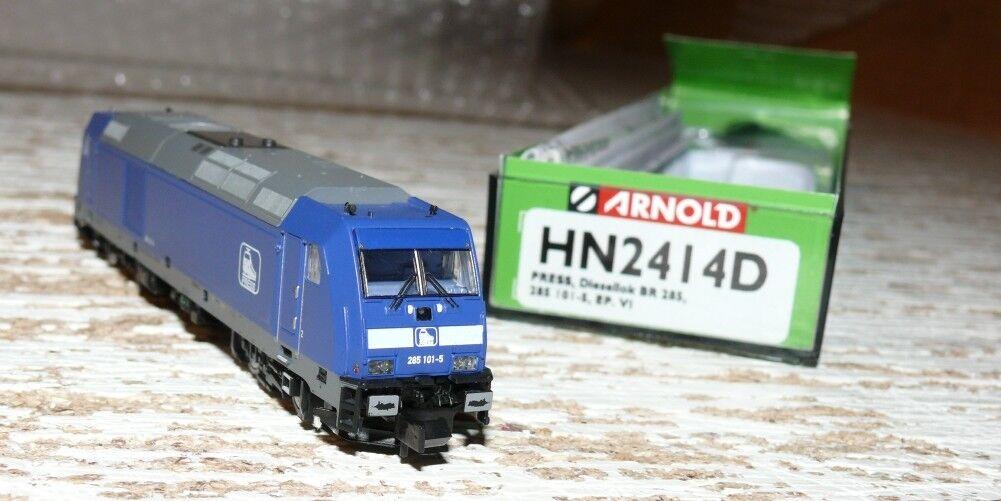 Hs Arnold hn2414d diesellok bombardier Traxx f140 de en el  en el  press  - Design