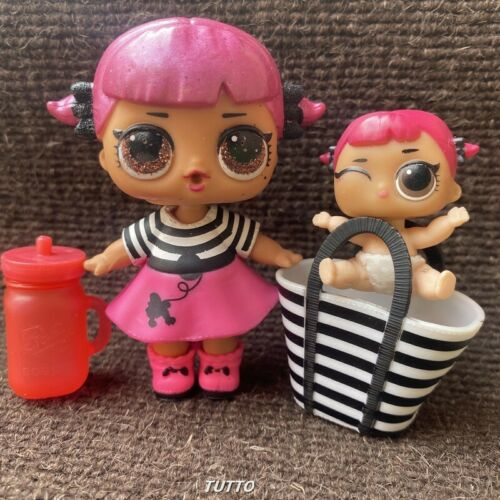 LOL Surprise CHERRY Glam Glitter Series 2 /& Lil Cherry Toy Collection Dolls