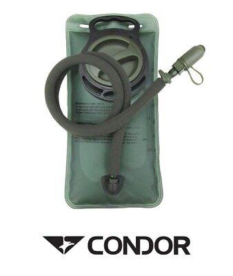 Radient Condor 1.5 Litri Vescica Di Idratazione Militare 53oz. Easy-fill Acqua Carrier 221033-mostra Il Titolo Originale