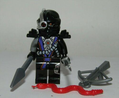 ninjago movie General Cryptor Nindroid
