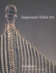 Sotheby-039-s-New-York-Important-Tribal-Art-1997-HB