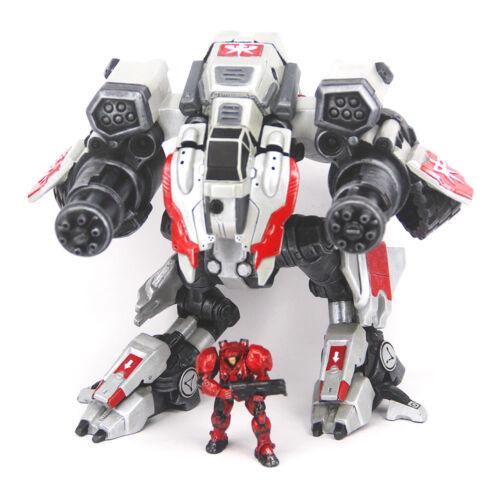 StarCraftⅡ Viking Armored Mechanical Hybrid Assault Mode Statue Figure Gift Hot