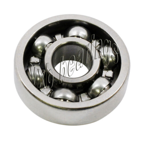 "R188 Miniature Ball Bearing Small 1//4/""x 1//2/""x 1//8/"" inch Open 0.250 x 0.500 x 125"