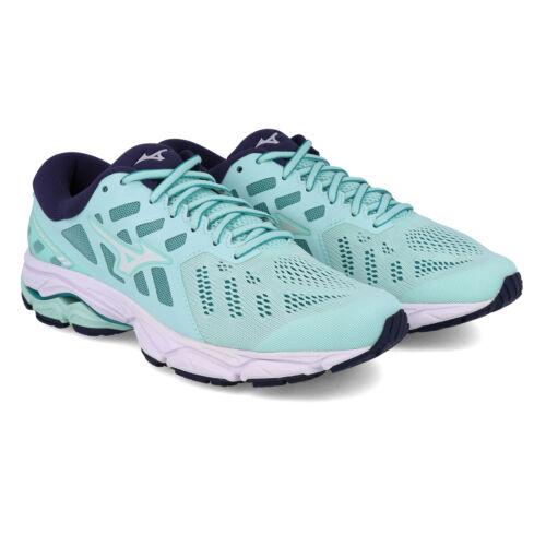 Mizuno Femme Wave Ultima 11 Chaussures De Course Baskets Sneakers Bleu-Sports