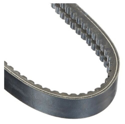 """2-Banded Cogged Belt 2//BX31-5//8/"""" Top Width by 34/"""" Length Factory New!"""