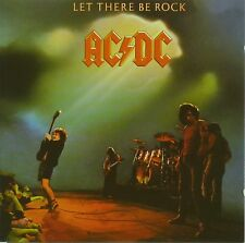 CD - AC/DC - Let There Be Rock - A437
