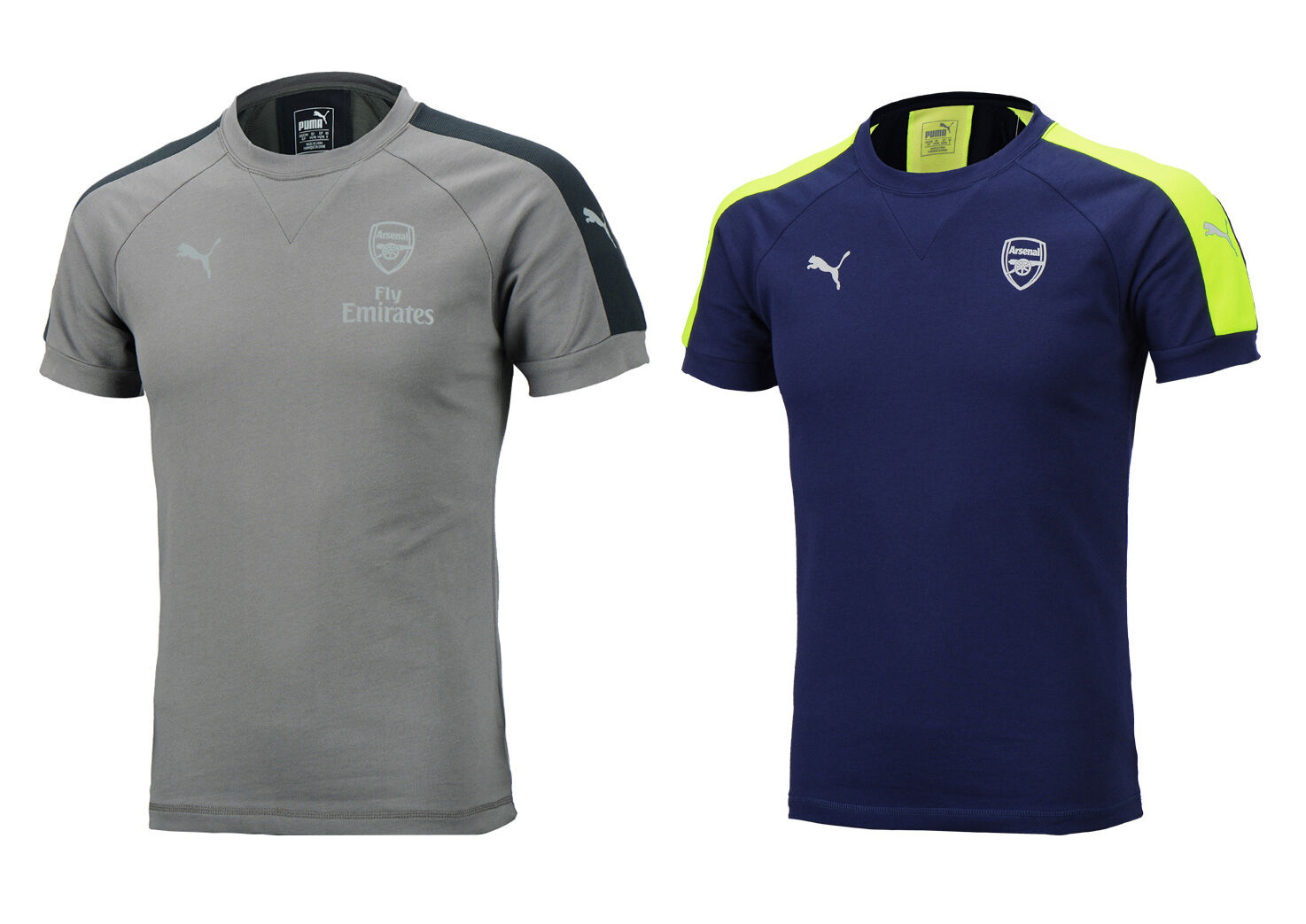 Puma Arsenal Casual Performance TShirts 74977717 Soccer Training Football Top