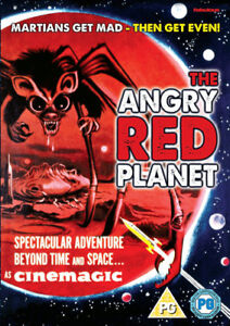 The-Angry-Red-Planet-DVD-2016-Gerald-Mohr-Melchoir-DIR-cert-PG-NEW