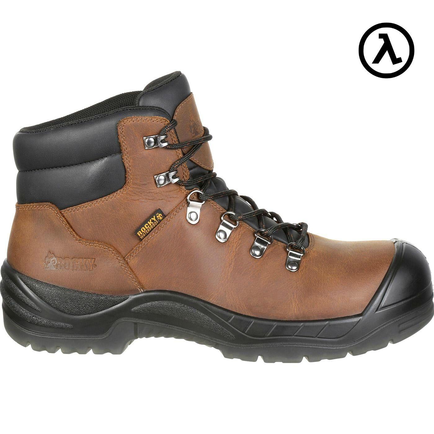 12e04b1c9842 Men s Justin Black Iguana Lizard Leather Slip-on Cowboy Cowboy Cowboy Boots  Size 7.5