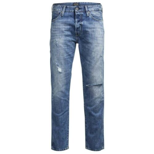Jack /& Jones Herren Jeans ERIK 787 in Blau