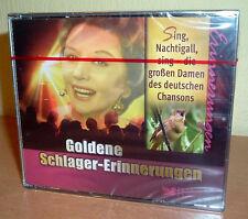 READER'S DIGEST - GOLDENE SCHLAGER - ERINNERUNGEN  3 CD's  (NEU/OVP)