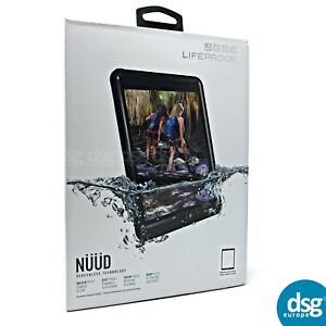 the best attitude 45099 c6526 Details about LIFEPROOF CASE FOR IPAD PRO 10.5 INCH 2017 NUUD WATERPROOF  BLK CLR NEW 77-55827