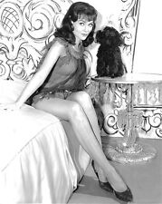 1960-1969 DIANE McBAIN b/w glamour classic photo (Celebrities & Musicians)