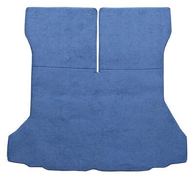 Passenger Area 801-Black Plush Cut Pile Unlimited 2007 to 2010 Jeep Wrangler Carpet Custom Molded Replacement Kit