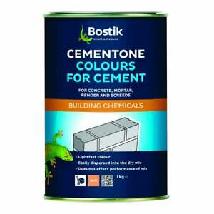 Bostik-Cement-Dye-Concrete-Powder-Render-Mortar-Pigment-1kg-Red-Black-Buff-Brown