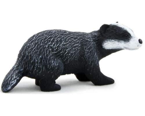 Mojo 387033 animal personaje cubierta de pie Badger standing nuevo