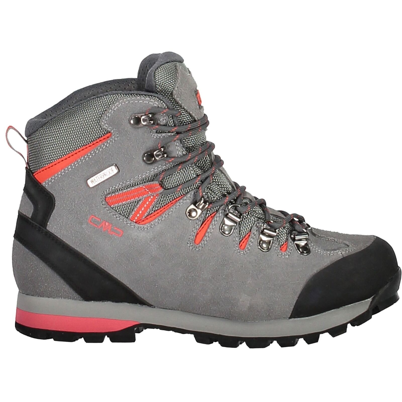 CMP Trekkingschuhe Outdoorschuh ARIETIS  WMN TREKKING SHOES WP grey wasserdicht  good quality
