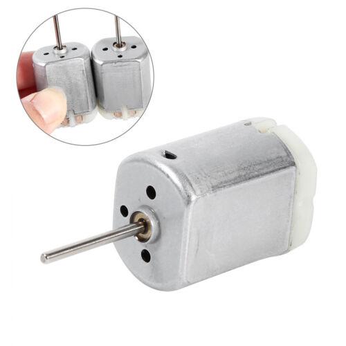2Pcs Car 22mm Long Shaft Car Door Lock Actuator Motor Repair New FC-280SC-20150