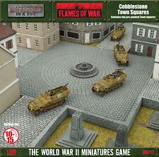 Battlefield in a Box: Cobblestone Town Squares BB212