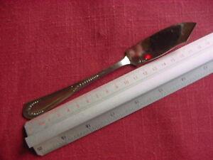 Volontaire Wmf 400 Un Poisson Couteau 19,2 Cm 90 Argenté-afficher Le Titre D'origine Large SéLection;